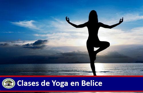 Clases de Yoga en Belice