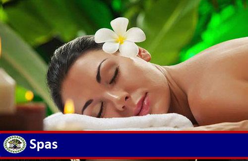 Spas en Belice / Spas in Belize
