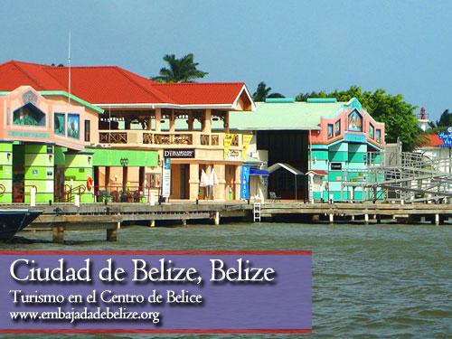 Turismo en el Centro de Belice