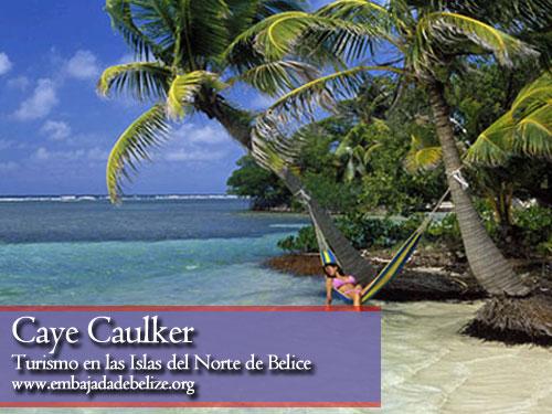 Relajacion en Caye Caulker, Belize