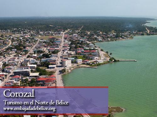 Turismo en Corozal, Belice