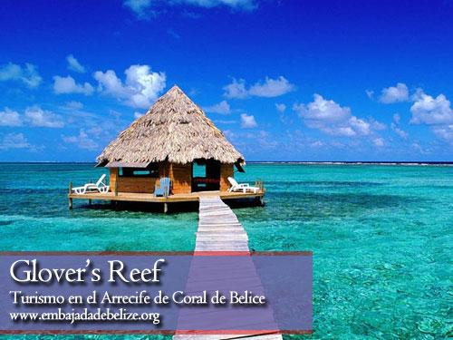 Glover's Reef en Belice