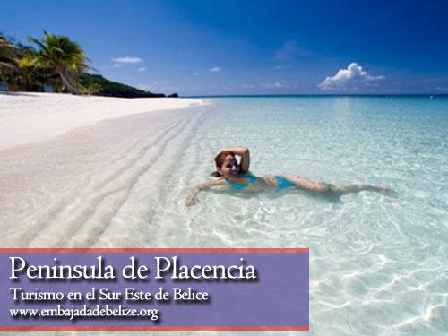 Peninsula de Placencia, turismo en el Sur Este de Belice