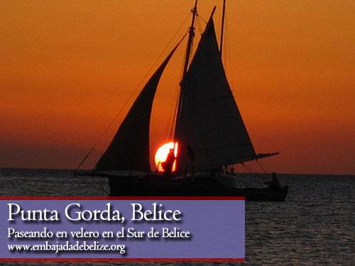 Turismo en Punta Gorda, Sur de Belice