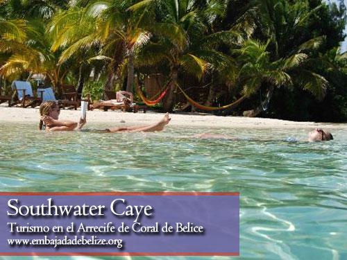 SouthWater Caye - Turismo en Arrecife de Coral de Belice